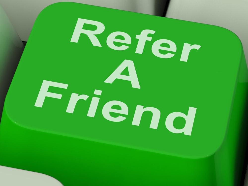 recomendar a un amigo