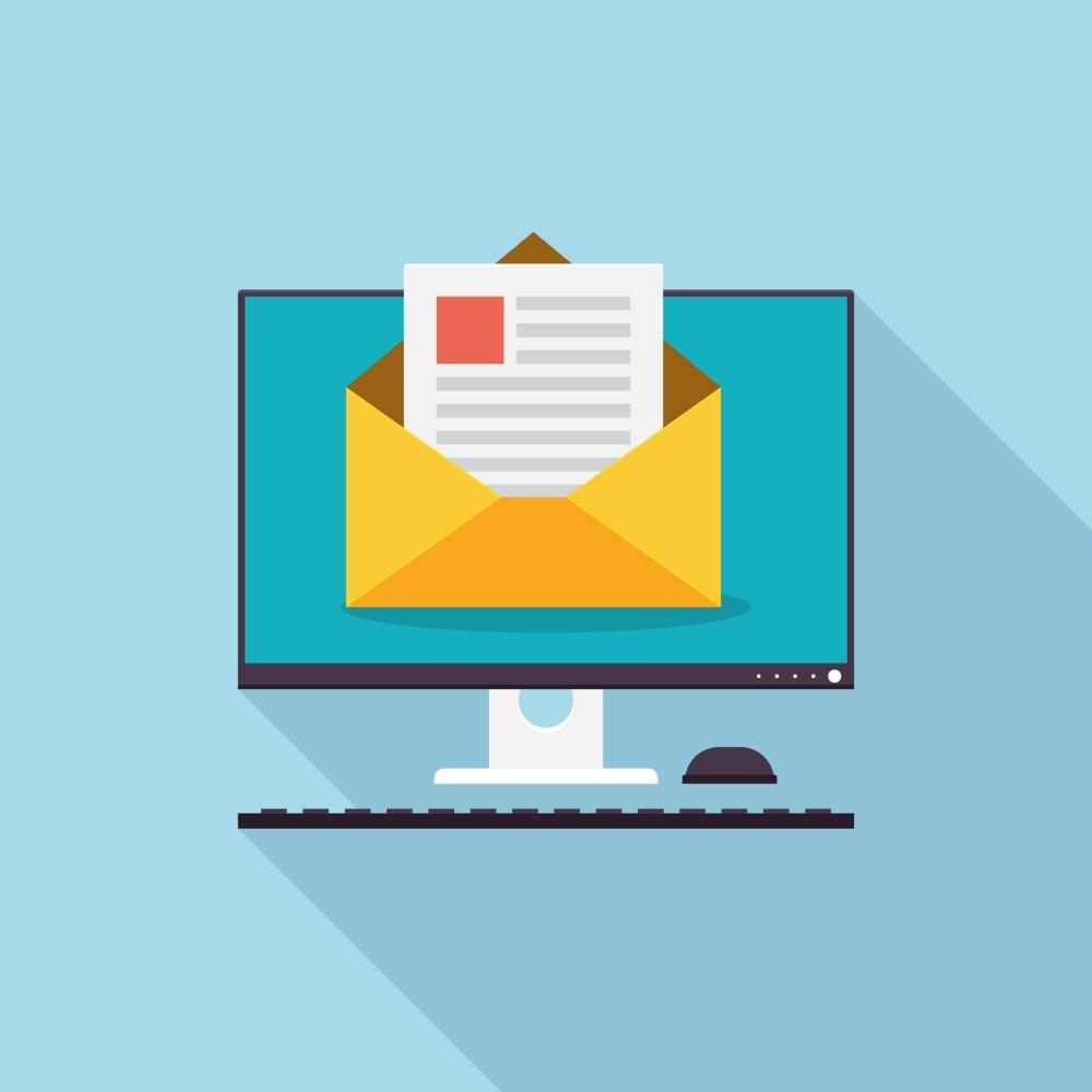 correo electrónico junto a otras utilidades de Internet.