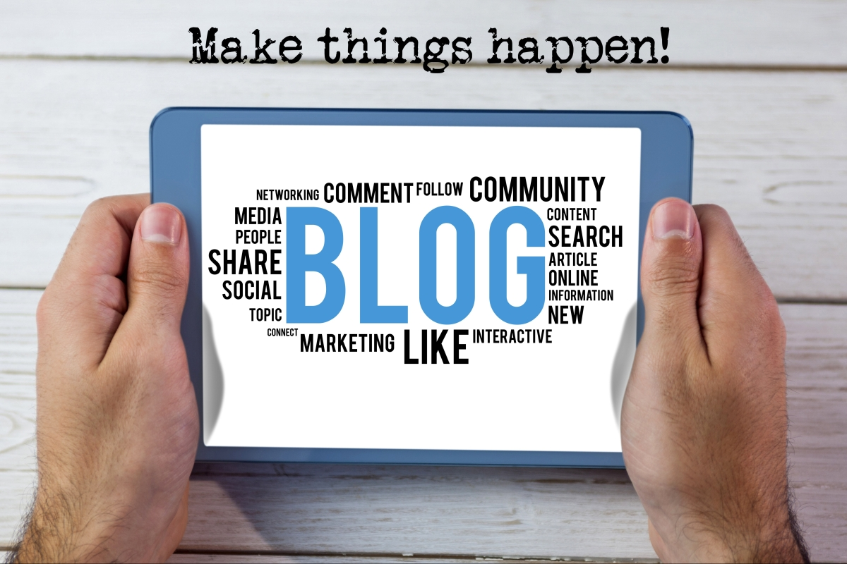 Creación y Manejo de Blogs